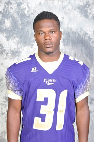 outlet store ef562 b4d58 Robert Jackson III - Football - Prairie View A&M University ...