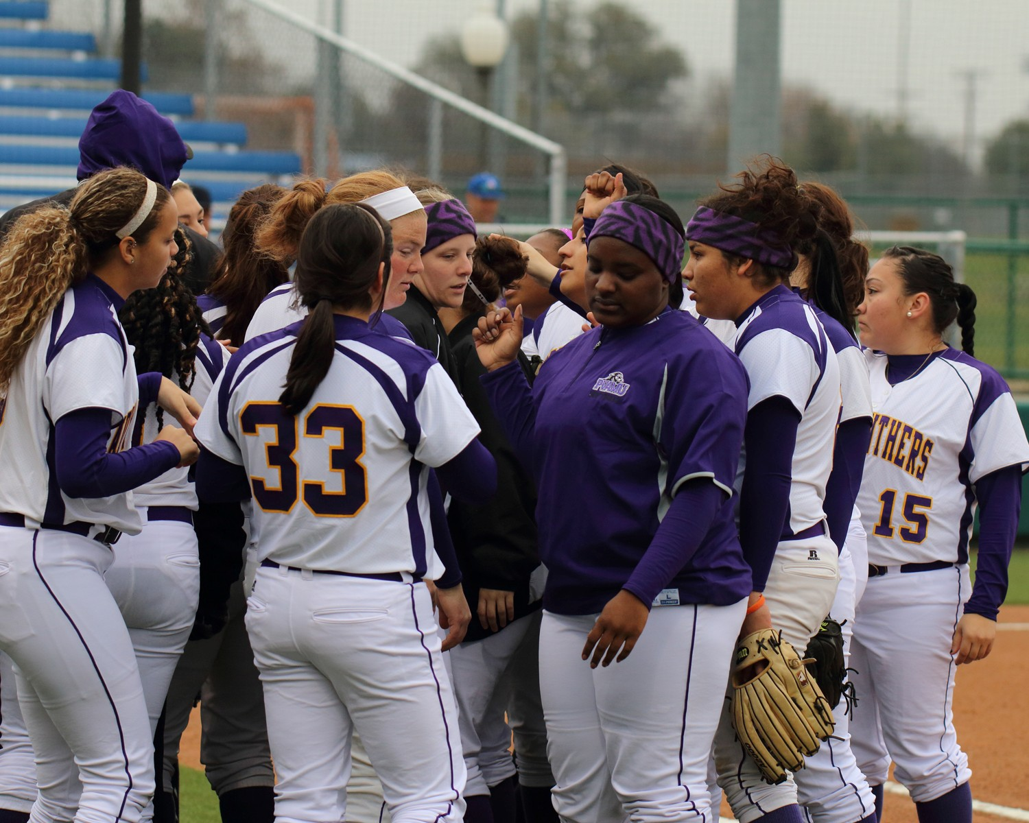 Weather Plays A Huge Role As Lady Panthers Fall To Houston-Victoria