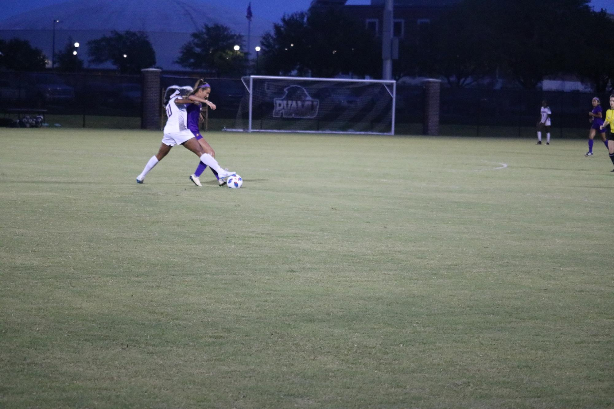Soccer Continues Win Streak on the Road - Prairie View A&M